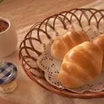 バターロールのパンです