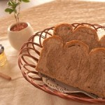 シュガーバターのパンです