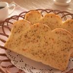 ガーリックトーストのパンです